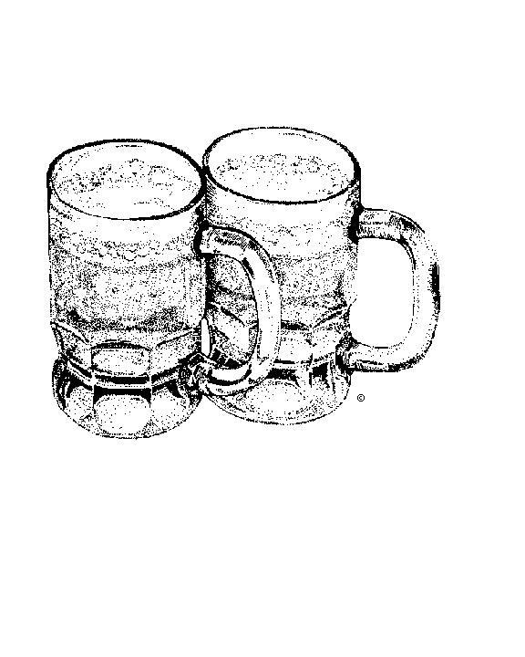 Ben noto MONDO BIRRA - I boccali di birra CN94