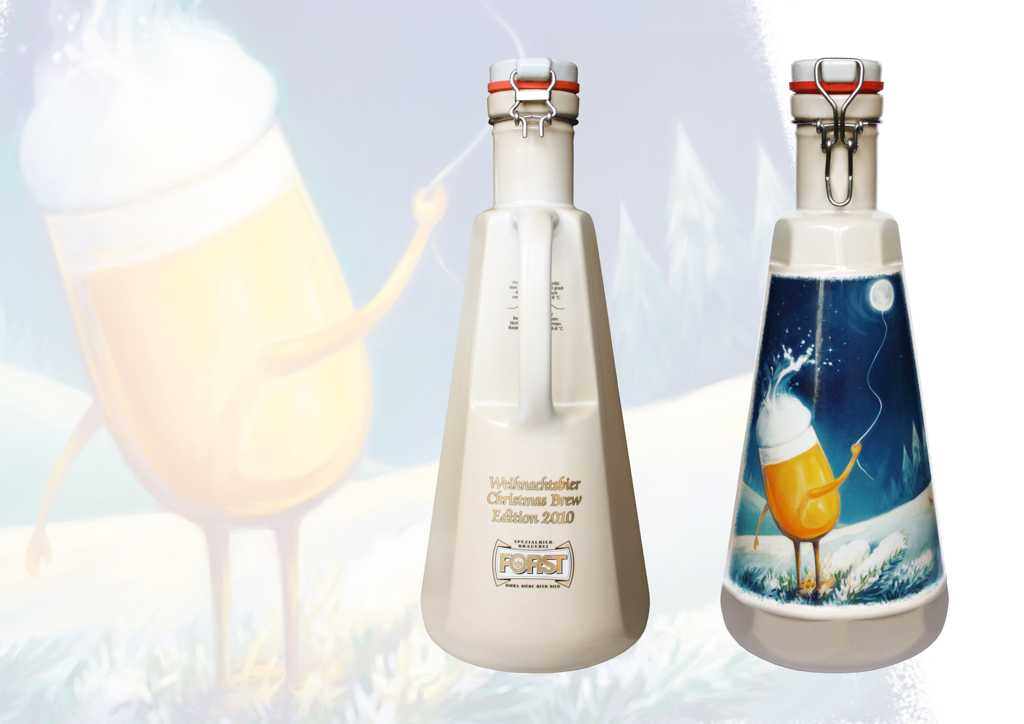 mondobirra.org - La Birra di Natale di FORST, un regalo unico e
